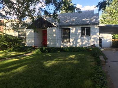 Cedar City Single Family Home For Sale: 375 S 100 W