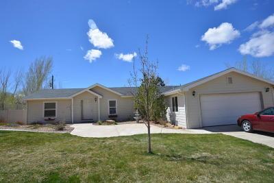 Cedar City Single Family Home For Sale: 349 N Foothill Dr
