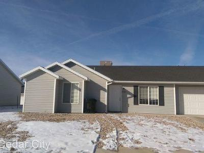Cedar City Multi Family Home For Sale: 1269 N 575 W