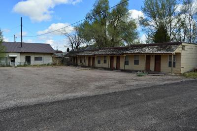 Parowan Single Family Home For Sale: 82 N Main St