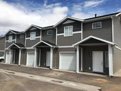 Cedar City Condo/Townhouse For Sale: 314 N 300 West