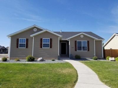 Cedar City Single Family Home For Sale: 4274 W Center St