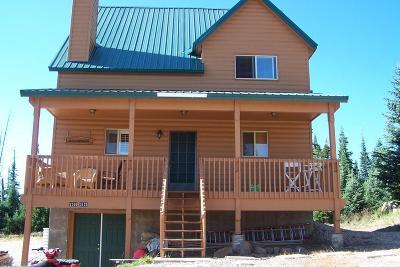 Brian Head Single Family Home For Sale: 2568 E 3125 S