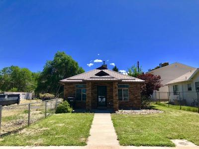Cedar City Single Family Home For Sale: 464 N 400 W