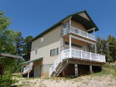 Brian Head Single Family Home For Sale: 678 W Ski View