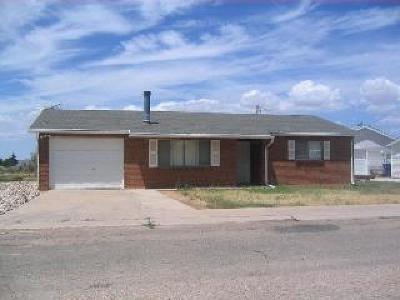 Parowan Single Family Home For Sale: 288 S 800 W