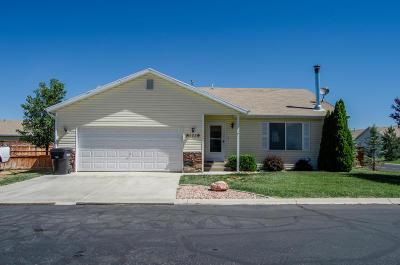 Cedar City Single Family Home For Sale: 608 W 1275 N
