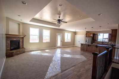 Cedar City Single Family Home For Sale: 109 W 2775 N