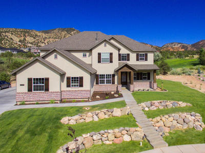 Cedar City Single Family Home Accepting Backup Offers: 1254 N Ridgeway Dr