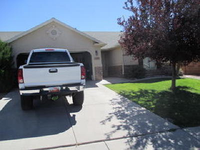 Cedar City Single Family Home For Sale: 1484 Southern View Dr