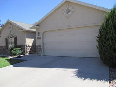 Cedar City Single Family Home For Sale: 1486 Southern View Dr