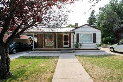 Cedar City Single Family Home For Sale: 176 N 1050 W
