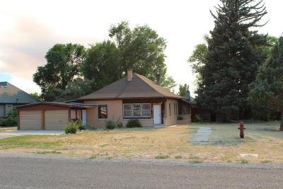 Parowan Single Family Home For Sale: 112 S 500 W