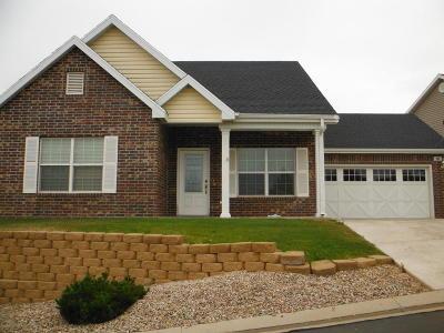 Cedar City Single Family Home For Sale: 283 N Pachea Circle