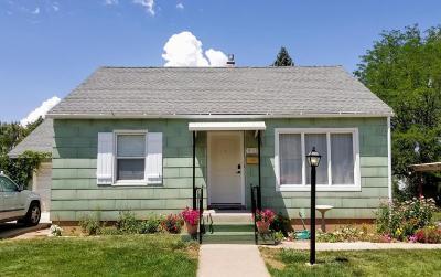 Cedar City Single Family Home For Sale: 492 S 150 W