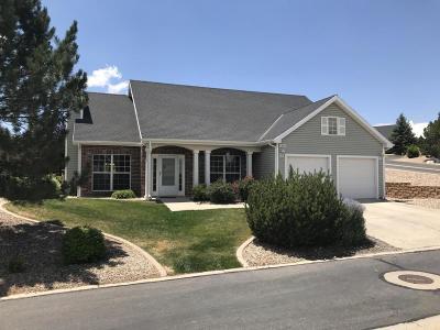 Cedar City Single Family Home For Sale: 333 N Pachea Trail