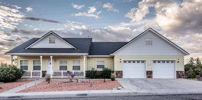 Cedar City Single Family Home For Sale: 2374 Nature View Dr