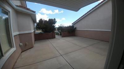 Cedar City Condo/Townhouse For Sale: 2155 W 700 S