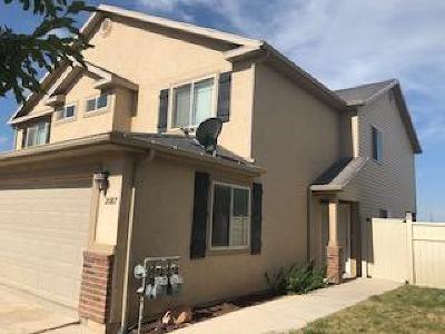 Cedar City Single Family Home For Sale: 2087 N 550 W