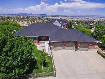 Cedar City Single Family Home For Sale: 2266 W Cedar Hills Dr