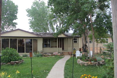 Cedar City Single Family Home For Sale: 2522 W 5550 N