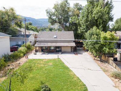 Cedar City Single Family Home Accepting Backup Offers: 240 E 200 S