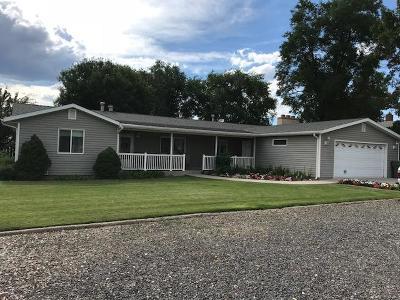 Beaver, Minersville, Milford Single Family Home For Sale: 165 N 600 East