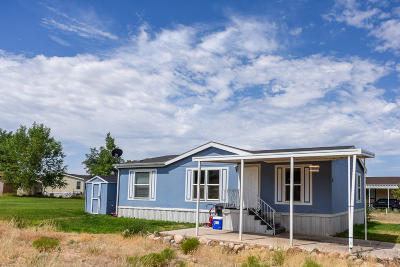 Cedar City Single Family Home Accepting Backup Offers: 1175 N 801 W; #58