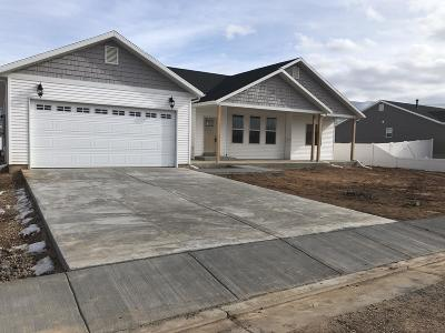 Enoch Single Family Home For Sale: 4528 N Prospector Ln E