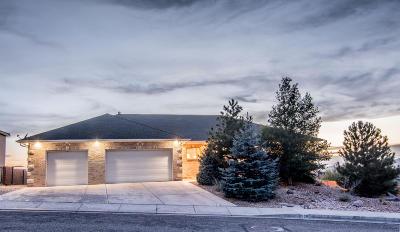 Cedar City Single Family Home For Sale: 598 S 2475 W