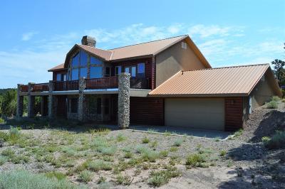 Cedar City Single Family Home For Sale: 4191 S Little Pinto Creek Rd
