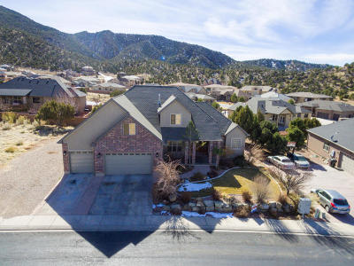 Cedar City Single Family Home Accepting Backup Offers: 1024 E Cellowood Dr