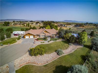 Parowan Single Family Home For Sale: 1050 W Old Hwy