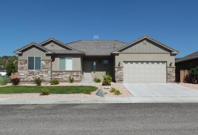Cedar City Single Family Home For Sale: 315 S 3450 W