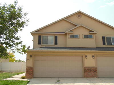 Cedar City Single Family Home Accepting Backup Offers: 2085 N 550 W
