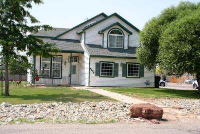 Enoch Single Family Home For Sale: 4605 Oregon Trail