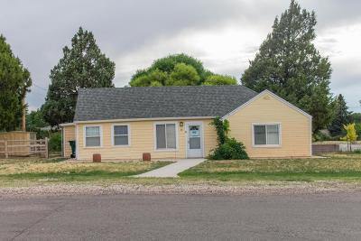 Parowan Single Family Home For Sale: 32 S 300 E