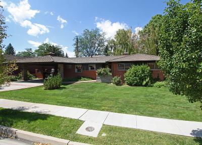 Cedar City Single Family Home For Sale: 348 S 600 W