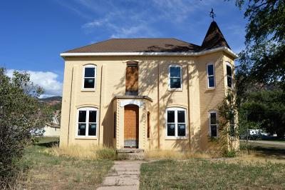 Kanarraville Single Family Home For Sale: 10 N 100 E
