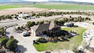 Cedar City Single Family Home For Sale: 783 S Panorama Dr