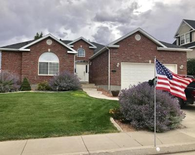 Cedar City Single Family Home For Sale: 728 S Ridge Rd