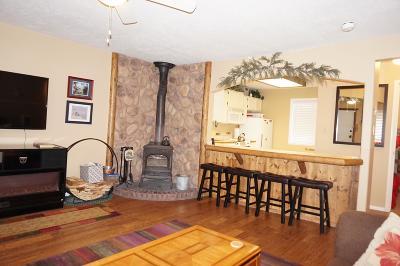 Brian Head Condo/Townhouse For Sale: 651 S Snowflake W