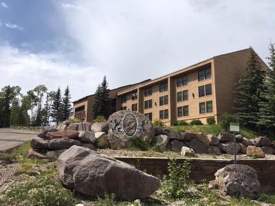 Brian Head Condo/Townhouse For Sale: 150 W Ridge View #124