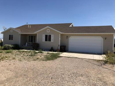 Parowan Single Family Home For Sale: 962 N 4200 W