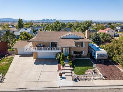 Cedar City Single Family Home For Sale: 2135 N Wedgewood Ln