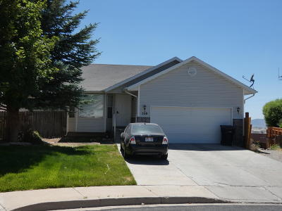 Cedar City Multi Family Home For Sale: 320 E 2100 N Cir