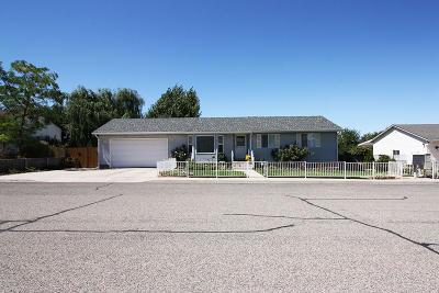 Cedar City Single Family Home For Sale: 1659 N 175 W