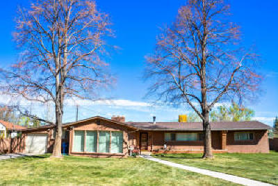 Parowan Single Family Home For Sale: 69 E 200 S