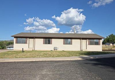 Cedar City Multi Family Home For Sale: 360 & 362 Northwood Cir