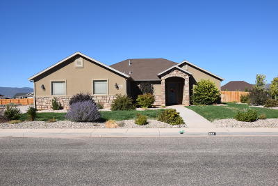 Cedar City Single Family Home For Sale: 852 S 4300 W